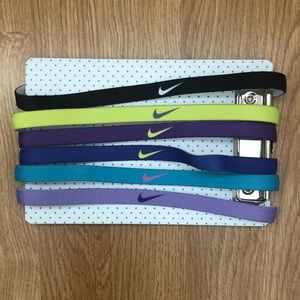 Thin Nike Headbands